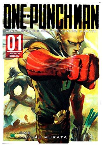 One-Punch Man (Tom 1) - ONE, Yusuke Murata [KOMIKS]