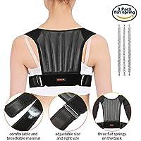 Haltungskorrektur, SGODDE Korrigierende Haltung Band, einstellbar Haltungstrainer atmungsaktiv Schulter Rücken... preisvergleich bei billige-tabletten.eu