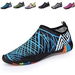 Zapatillas de pilates y yoga flexibles y antideslizantes