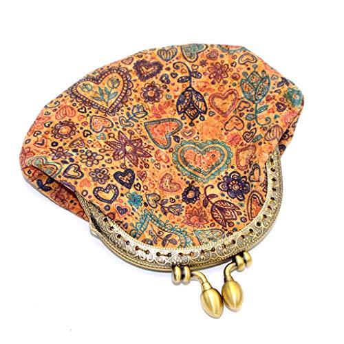 Lässige Crossbody-Umhängetasche Shopping-Arbeitstasche New Ethnic Style Geldbörse Print Semi-Circular Fashion Tasche Retro Handmade Wallet - Handmade Cross Body