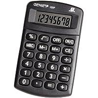 Genie 100P - Calcolatrice da tavolo compatta con schermo a 8 cifre, design classico, colore nero - Confronta prezzi