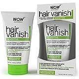 WOW Hair Vanish Sensitive - No Parabens & Mineral Oil (100mL)