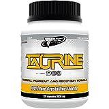 Taurine 120 Gélules - 2700 mg de Taurine par portion quotidienne / Booster D'Energie / Anti Coup de Pompe