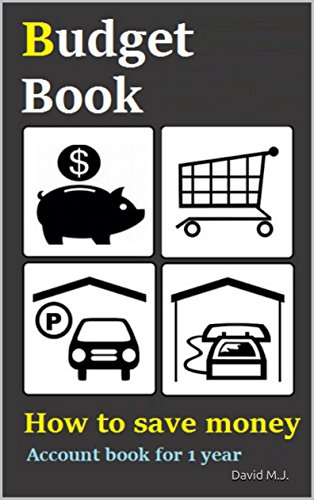 budget-book-how-to-save-money-english-edition