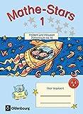 Mathe-Stars - Fördern und Inklusion: 1. Schuljahr - Zahlenraum bis 10: Übungsheft