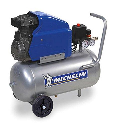 MICHELIN GB24 Compresseur Coaxial Huile 2 CV 24 L, coloris aléatoire