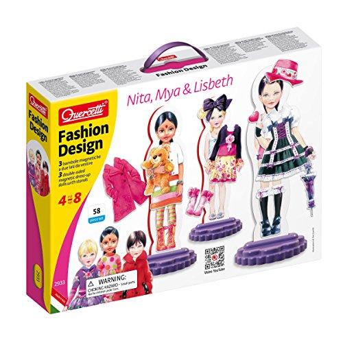 Quercetti 2933 Fashion Design Super Moda