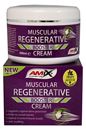 MUSCULAR REGENERATIVE BOOSTER CREAM 200 ML