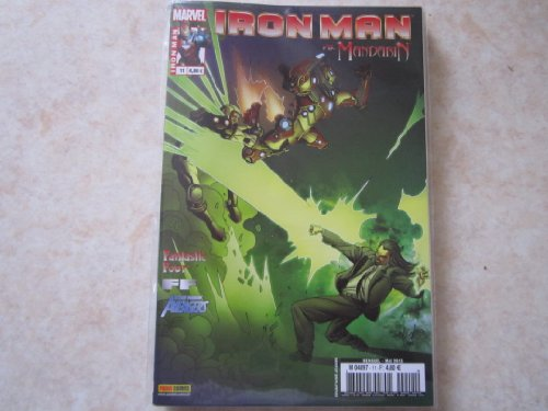 IRON MAN N° 11 la fin des temps (mai 2013)