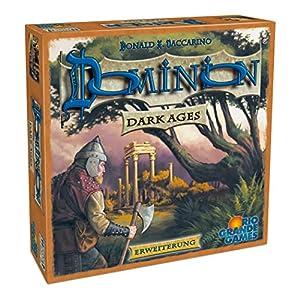 Rio Grande Games 22501416 Dominion - Juego de Mesa (Contenido en alemán)