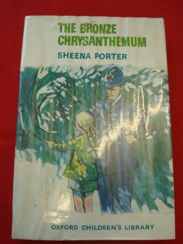 The bronze chrysanthemum