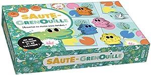 Saute-Grenouille - Traverse la Mare Sans Tomber !