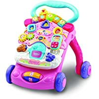 Vtech First Steps Baby Walker Pink - ukpricecomparsion.eu