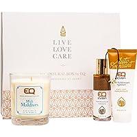 Eq | Geschenkbox - Mermaids at Heart - COSMEBIO®-Siegel gekennzeichnete & von ECOCERT® zertifizierte Naturkosmetik