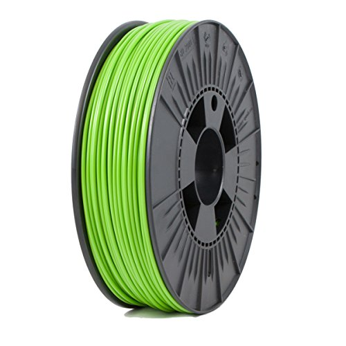 ICE FILAMENTS ICEFIL1ABS030 ABS Filament, 2.85 mm, 0.75 kg, Gracious Green