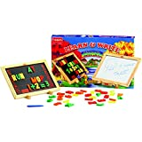 Funskool-Giggles Learn & Write 2 in 1 Magnetic & Writing Board,Multicolor