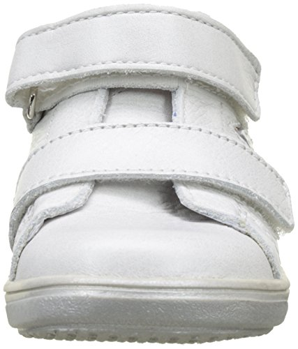 Sneaker nude soft Betty Little Weiß Baby Mary Mädchen Blanc 4AUwI8q