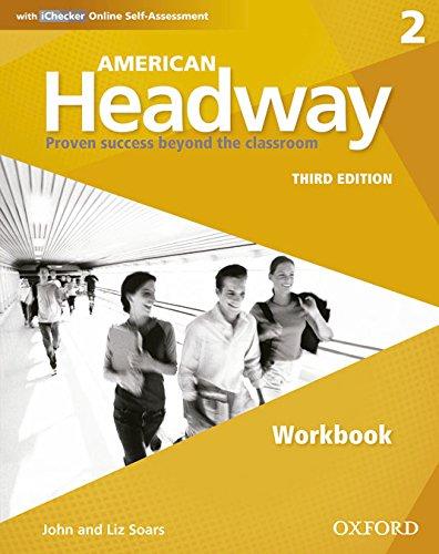 American Headway 2. Workbook+Ichecker Pack 3rd Edition (American Headway Third Edition)