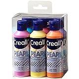 Creall Havo23424500ML 04Rouge Havo Peinture Nacré Bouteille de Peinture