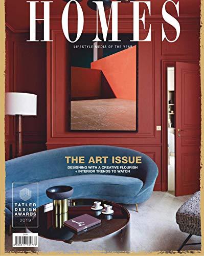 HOMES: DESIGNING WITH A CREATIVE FLOURISH (English Edition)