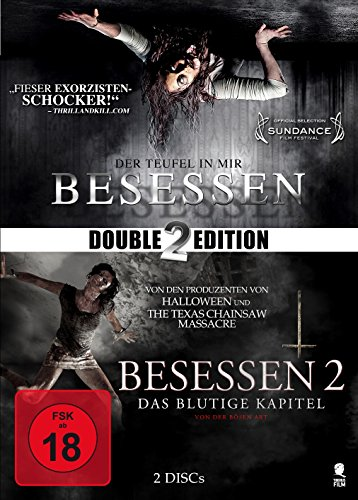 Besessen 1 & 2 (Double2Edition) [2 DVDs]
