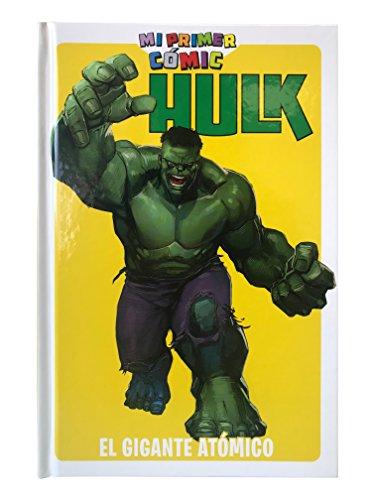 Hulk, el gigante atómico. Mi primer cómic por Vv.Aa