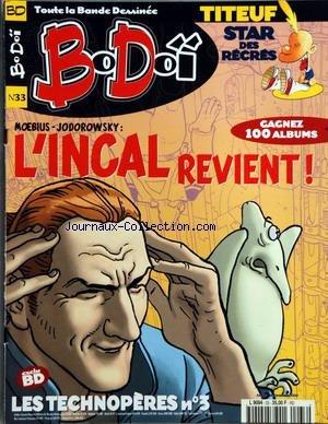 BO DOI [No 33] du 01/08/2000 - LE MEILLE...