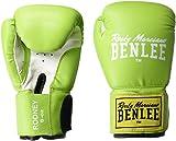 BENLEE Rocky Marciano Rodney Boxhandschuhe, Green/White, 8 oz