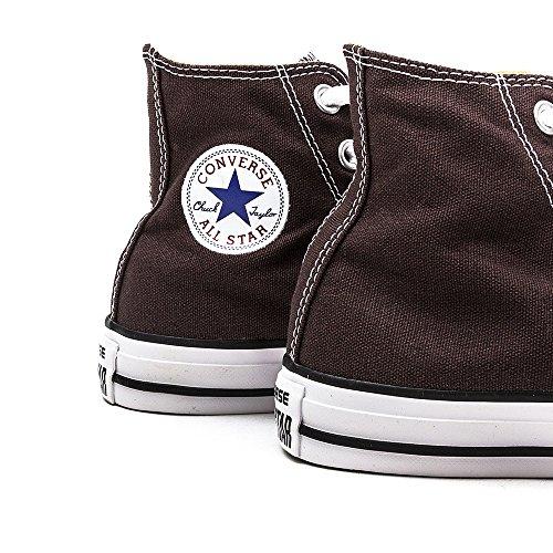 Converse Ctas Season Hi 1J791 Herren Sneaker Rot (Burnt Umber)