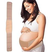 Atmungsaktive Schwangerschafts Stützgürtel Bauchband Stützgürtel Bauchstütze für Schwangere vor und nach der Geburt preisvergleich bei billige-tabletten.eu
