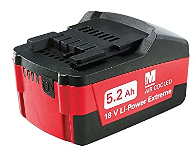 Metabo Slide Battery Pack 18 Volt Range