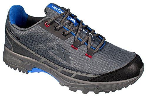Trespass Frontier, Chaussures de Running Entrainement Homme Bleu (flint/ultramarine)