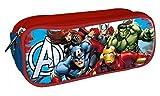 Disney-Avengers Doppel-Federmäppchen Verschluss, as9938, 85x 225x 70mm