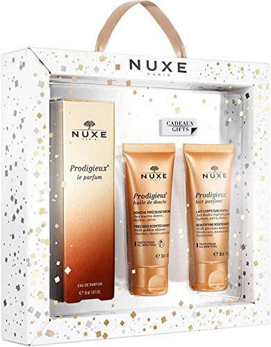 Nuxe Körperpflege Multifunktionspflege Geschenkset Prodigieux Le Parfum 30 ml + Prodigieux Huile de Douche 30 ml + Prodigieux Lait Parfumé 30 ml 1 Stk