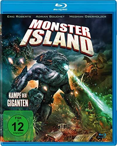 Monster Island - Kampf der Giganten [Blu-ray] (Film Der Monster)