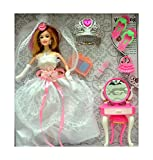 Bridal Baby Doll with Accessories