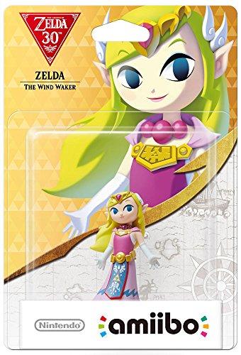 Nintendo - Figura amiibo Wind Waker, Colección Zelda (precio: 39,88€)