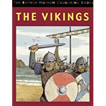 The British Museum Colouring Book of The Vikings (British Museum Colouring Books)