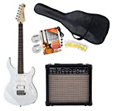 Yamaha Pacifica 012 VW White E-Gitarre Starter SET