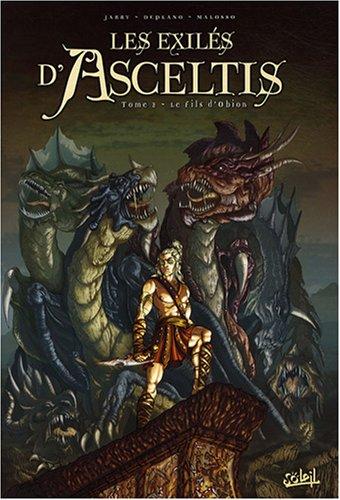 Les exilés d'Asceltis, Tome 2 : Le fils d'Obion