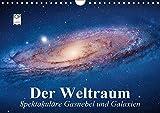 Der Weltraum. Spektakuläre Gasnebel und Galaxien (Wandkalender 2019 DIN A4 quer): Eine Reise in die wundervollen Weiten des Universums (Monatskalender, 14 Seiten ) (CALVENDO Wissenschaft)