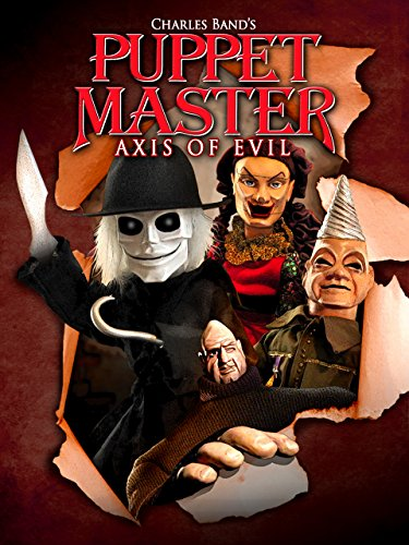 Puppet Master Axis of Evil [dt./OV] (Puppet Master-axis)