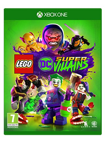 LEGO DC Super-Villains (Xbox One) Best Price and Cheapest