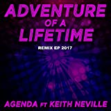 Adventure of a Lifetime 2017 (Remix EP)
