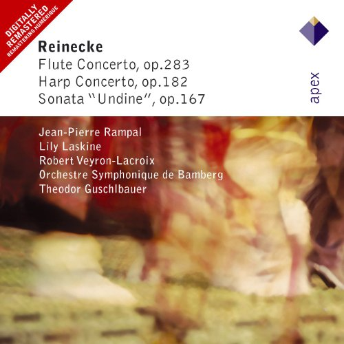 Reinecke : Flute Sonata In E Minor Op.167, 'Undine' : I Allegro