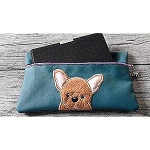 E-Book Tasche/Mäppchen französische Bulldogge