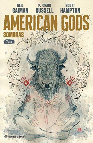 American Gods Sombras nº 07/09 (Independientes USA)