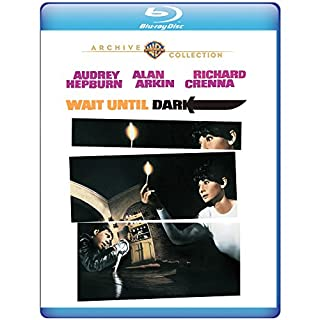 WAIT UNTIL DARK (1967) - WAIT UNTIL DARK (1967) (1 Blu-ray)