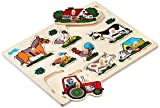 Small Foot Design 1767 - Puzzle Setz dich in die Brauerei
