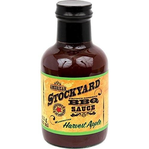 Stockyard - Washington Harvest Apple BBQ Sauce - 350ml -